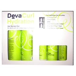 Deva Curl Curl Hydrating Set