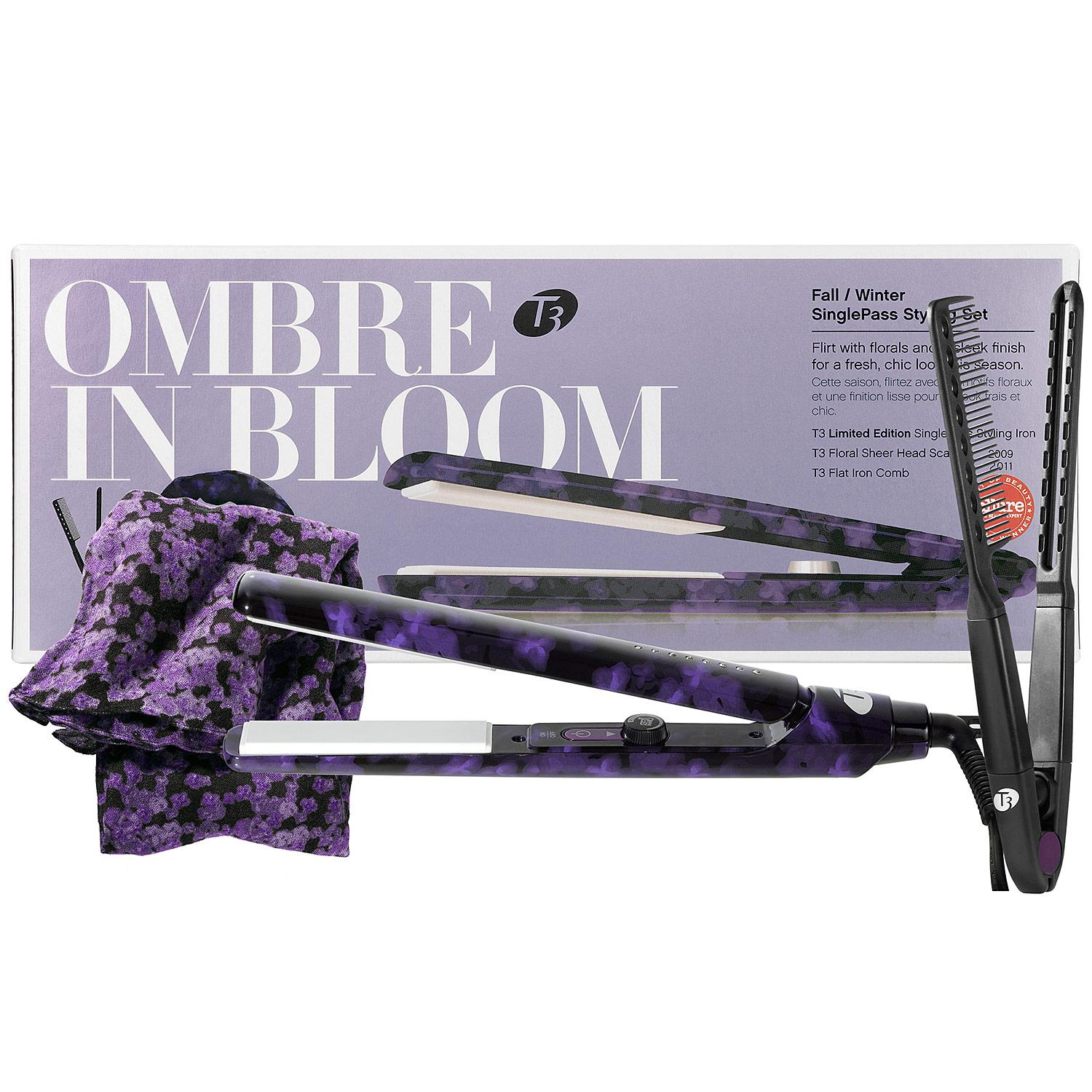 Ombre In Bloom SinglePass Styling Set