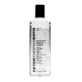 Glycolic Acid 3% Facial Wash 8.5 oz (250 ml)