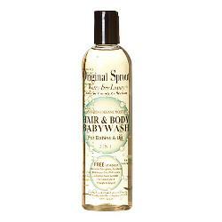 Hair & Body Baby Wash 2in1 12oz
