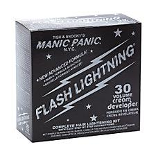 Flash Lightning Hair Lightening Kit