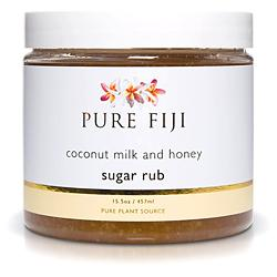 Coconut Sugar Rub - Coconut Milk & Honey