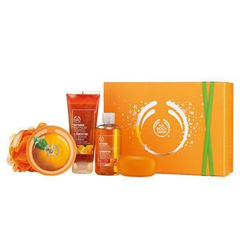 Satsuma Shower, Scrub & Soften Luxury Gift ($51 Value)1 set
