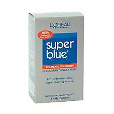 L'Oreal Super Blue Creme Oil Lightener