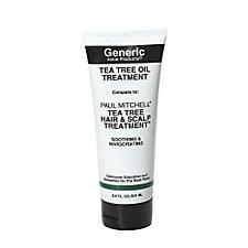 GVP Tea Tree Oil Treatment:Compare to Paul Mitchell Tea Tree Hair & Scalp Treatment