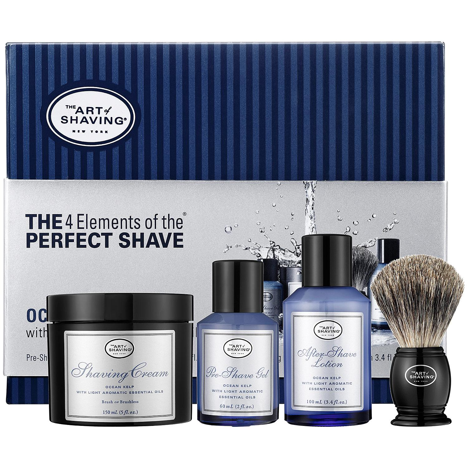 The 4 Elements of the Perfect Shave™ – Ocean Kelp
