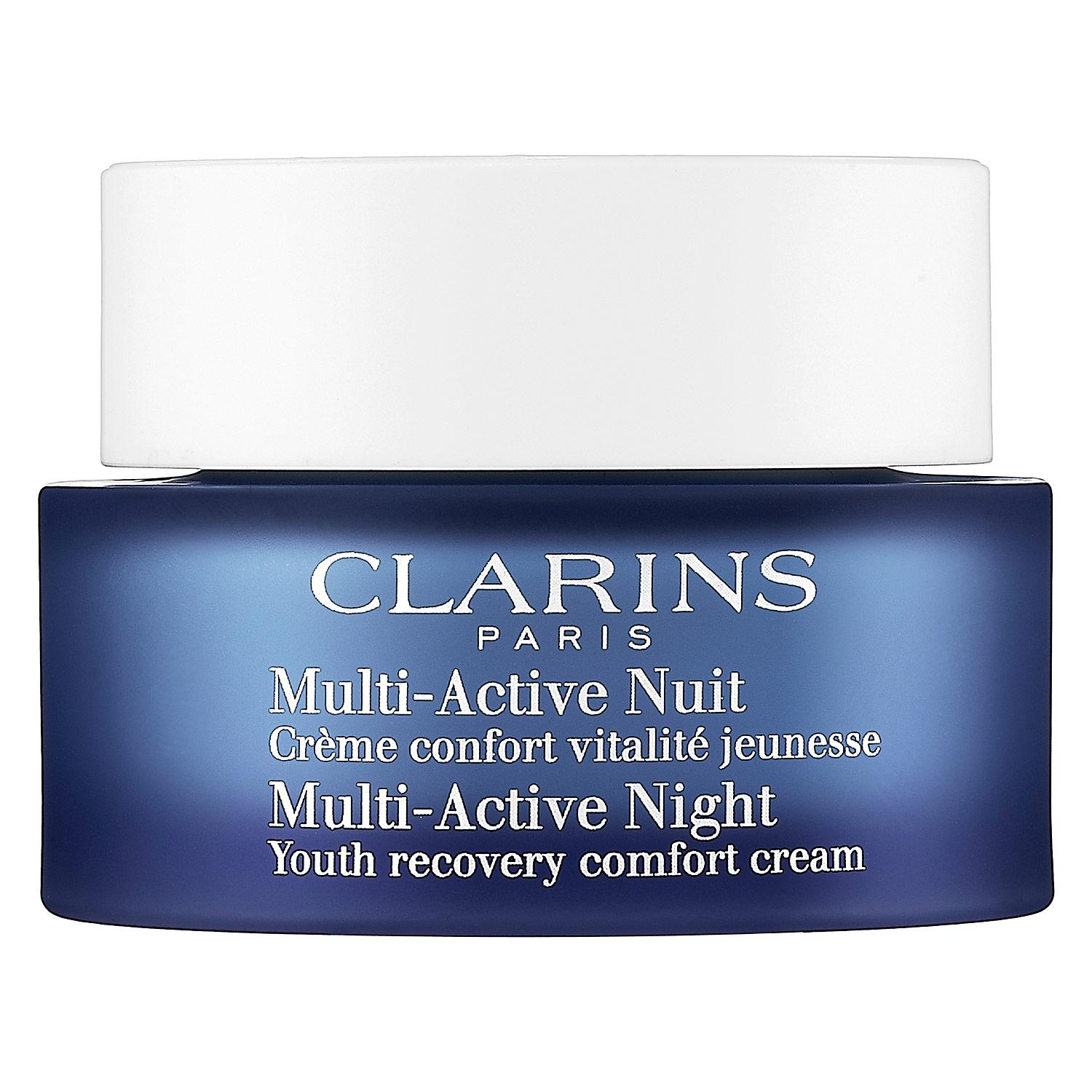 Multi-Active Night Youth Recovery Comfort Cream for Normal to Dry Skin