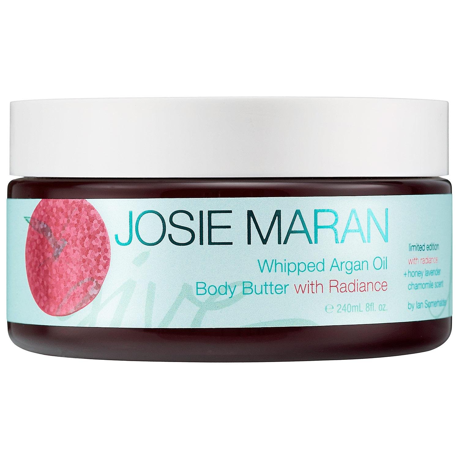 Model Citizen Whipped Argan Oil Body Butter With Radiance