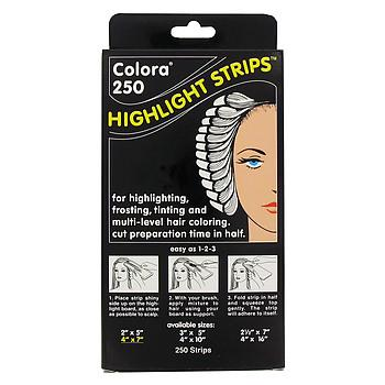 Colora Highlight Strips, Small