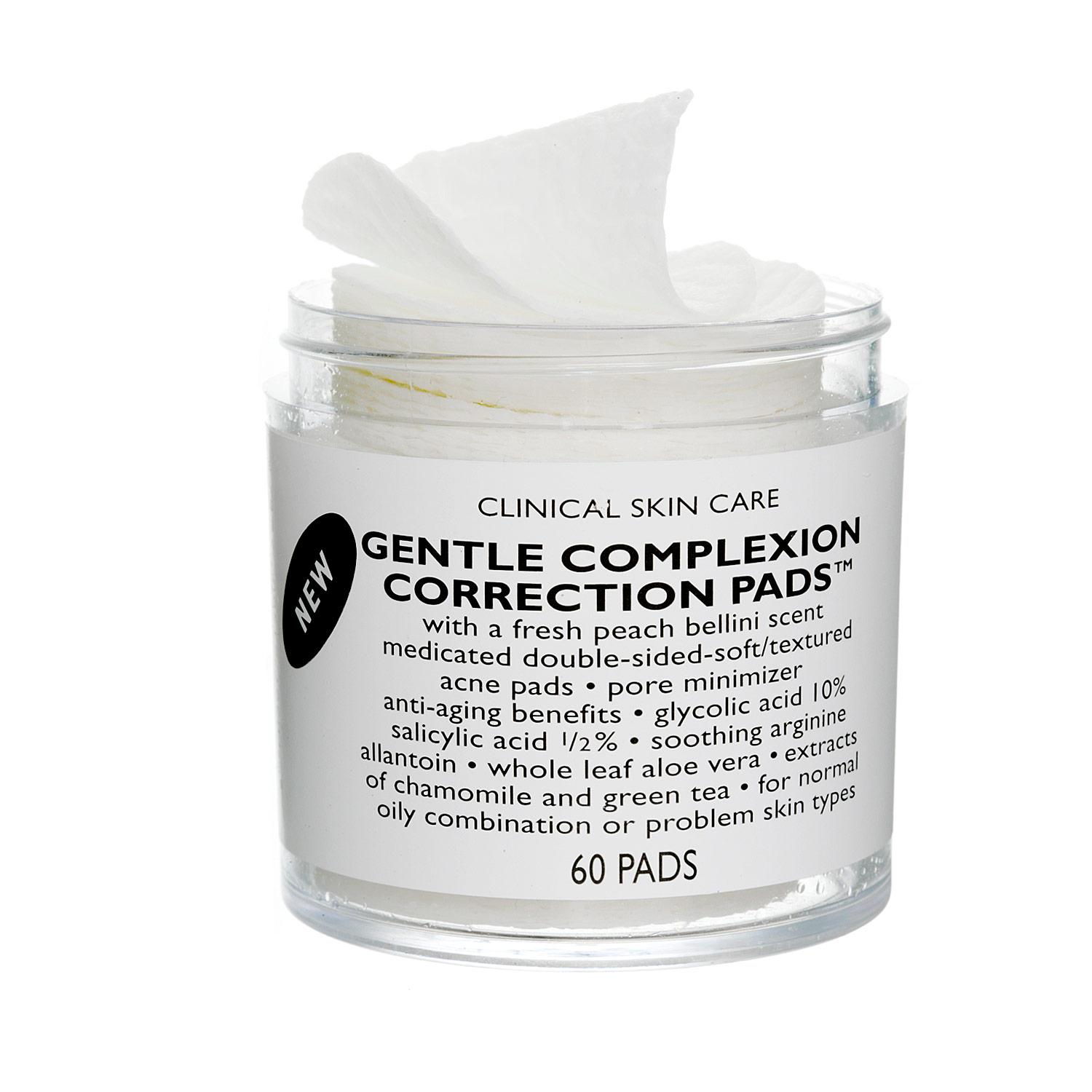 Gentle Complexion Correction Pads