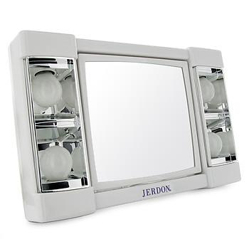 Table Top Lighted Makeup Mirror