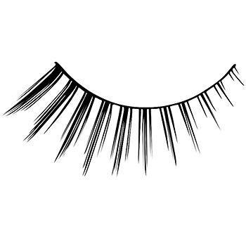 Eyelashes, Flair, Black1 pack