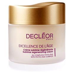 Excellence De L'Age Sublime Regenerating Cream
