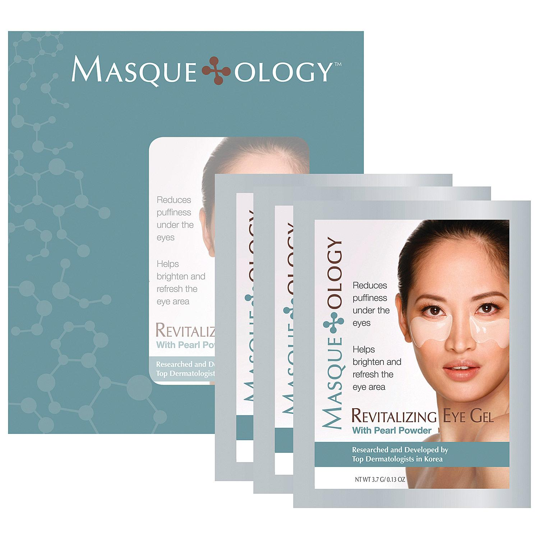 Revitalizing Eye Gel Masque With Pearl Powder