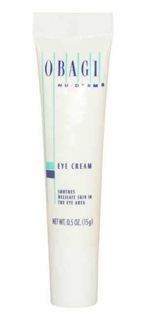 Nu-Derm Eye Cream