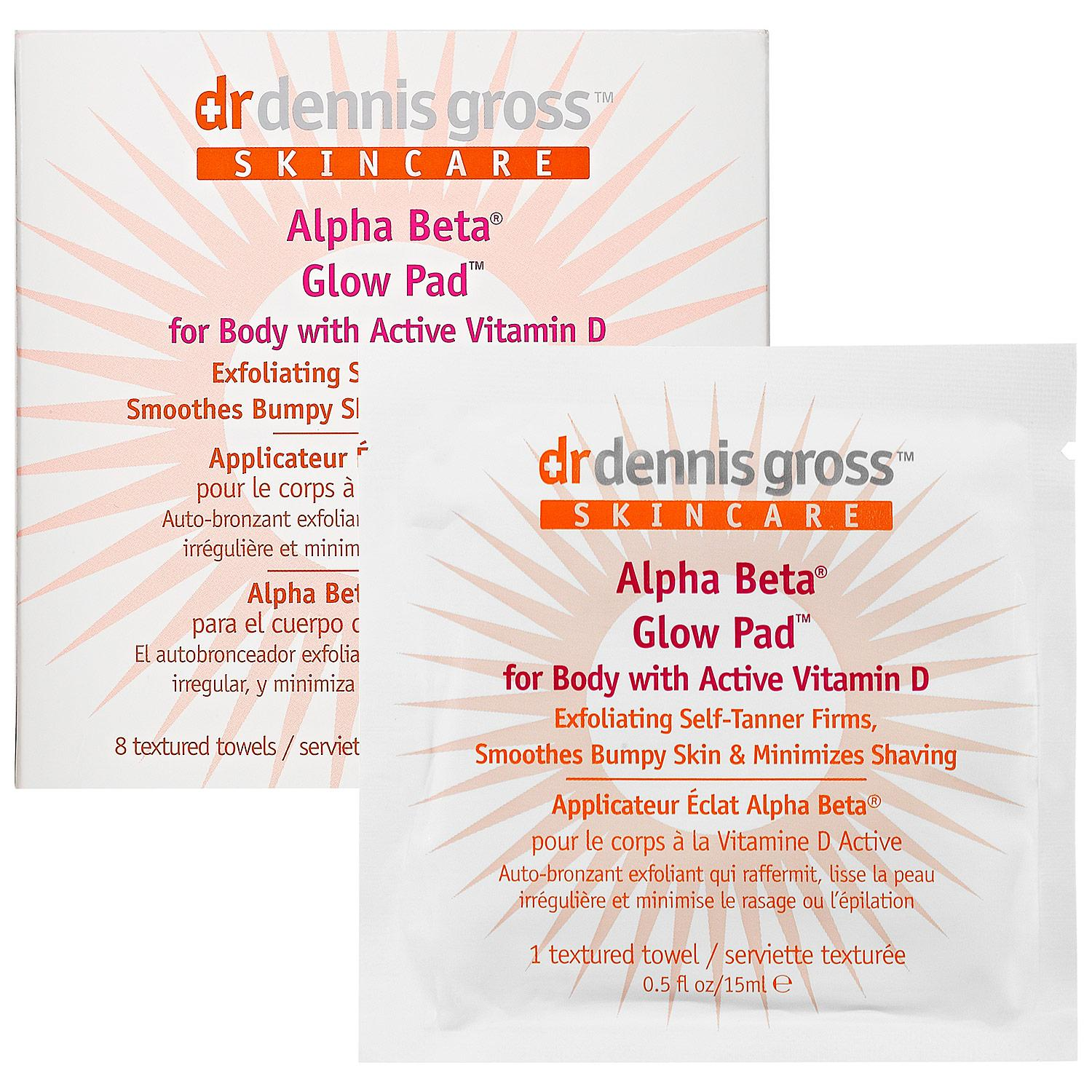 Alpha Beta® Glow Pad™ For Body With Active Vitamin D
