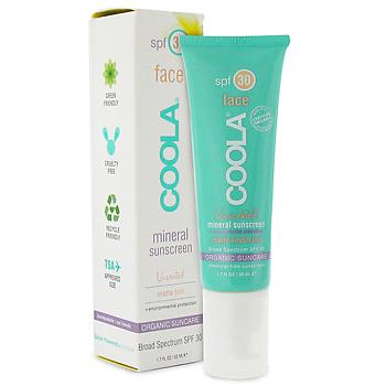Coola Mineral Face SPF 30 Matte Unscented