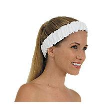Canyon Rose Terry Cloth Scrunched Elastic Headband