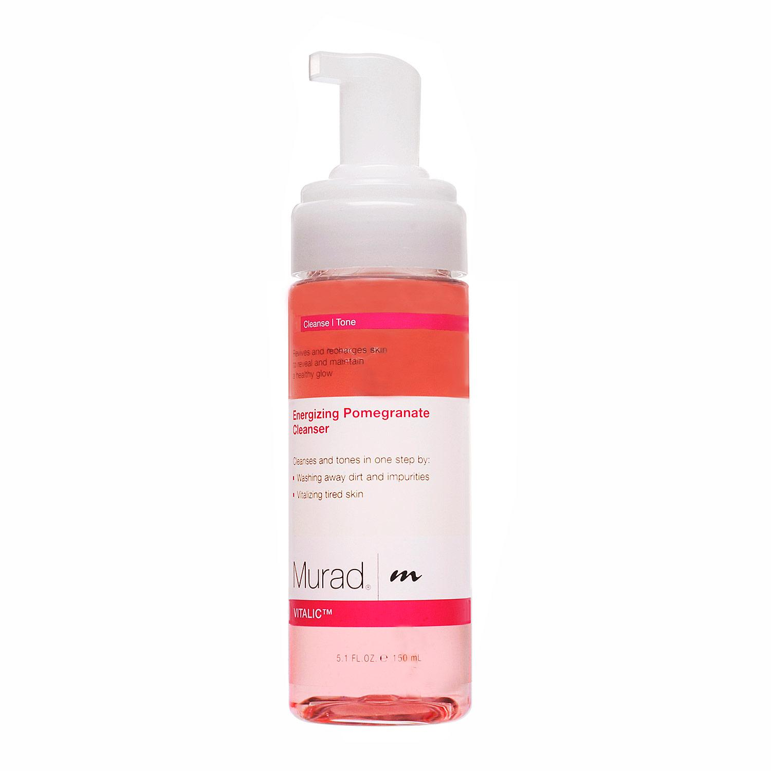 Vitalic Energizing Pomegranate Cleanser
