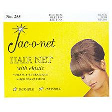 Nylon Bouffant Net - Black