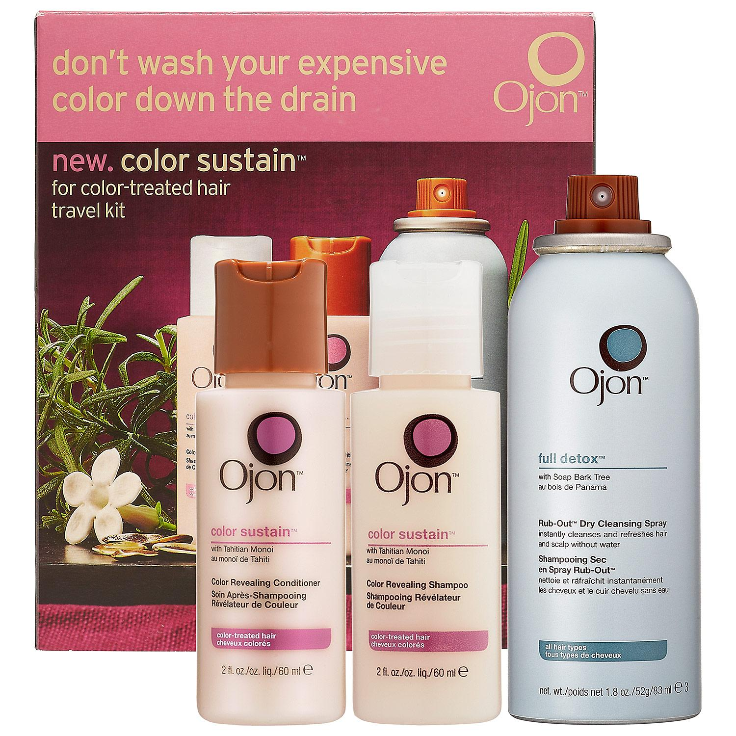 Color Sustain™ For Color-Treated Hair Travel Kit
