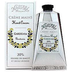 Shea Butter Hand Cream - Gardenia
