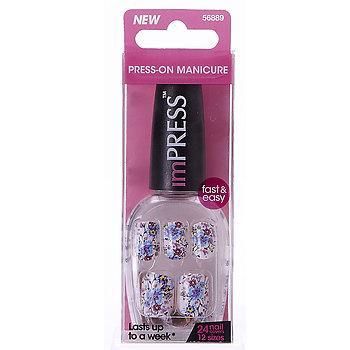 Press-On Manicure - TGIF