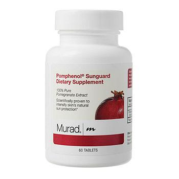 Pomphenol Sunguard Dietary Supplement 60 ea