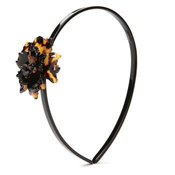 Fading Flora Headband, Black/Tokyo1 ea