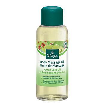 Grape Seed Anti-Cellulite Body Massage Oil3.4 oz