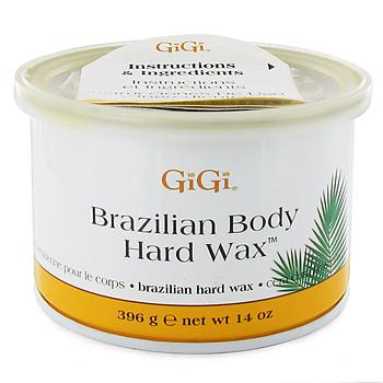 GiGI Brazillian Body Hard Wax 14 oz.