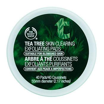 Tea Tree Exfoliating Pads 1 kit
