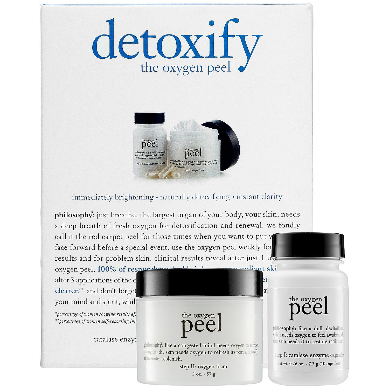Detoxify - The Oxygen Peel