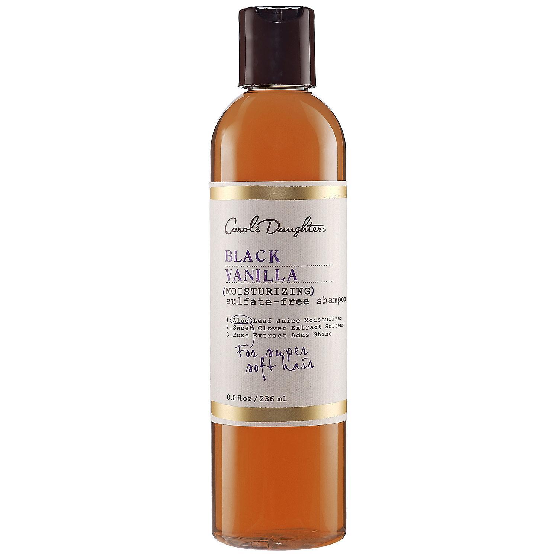 Black Vanilla Moisturizing Sulfate-Free Shampoo