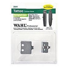Tattoo Trimmer Replacement Blade