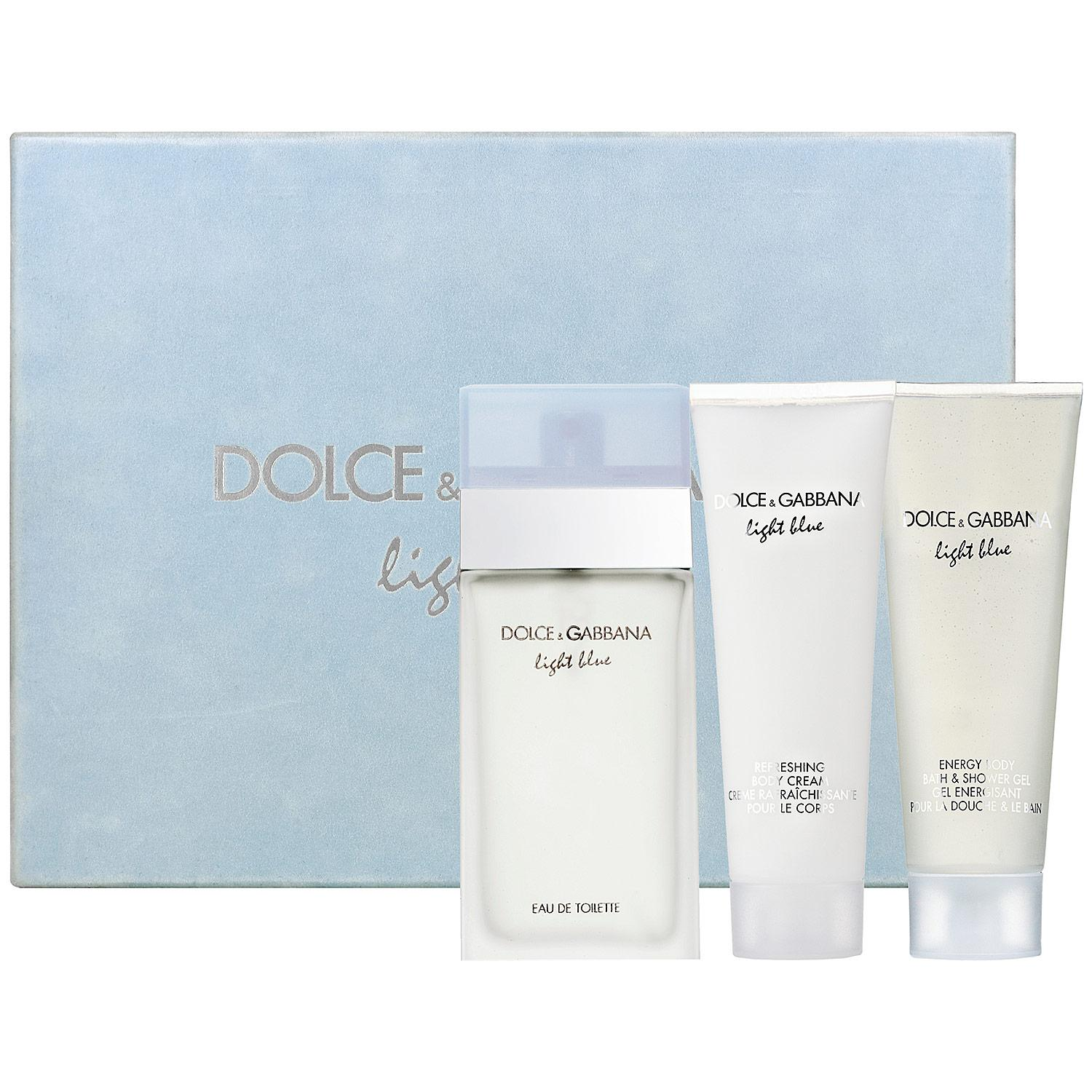 Light Blue Gift Set