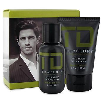 Travel Pack Duo Medium Hair