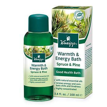 Warmth & Energy Spruce Herbal Bath3.4 oz