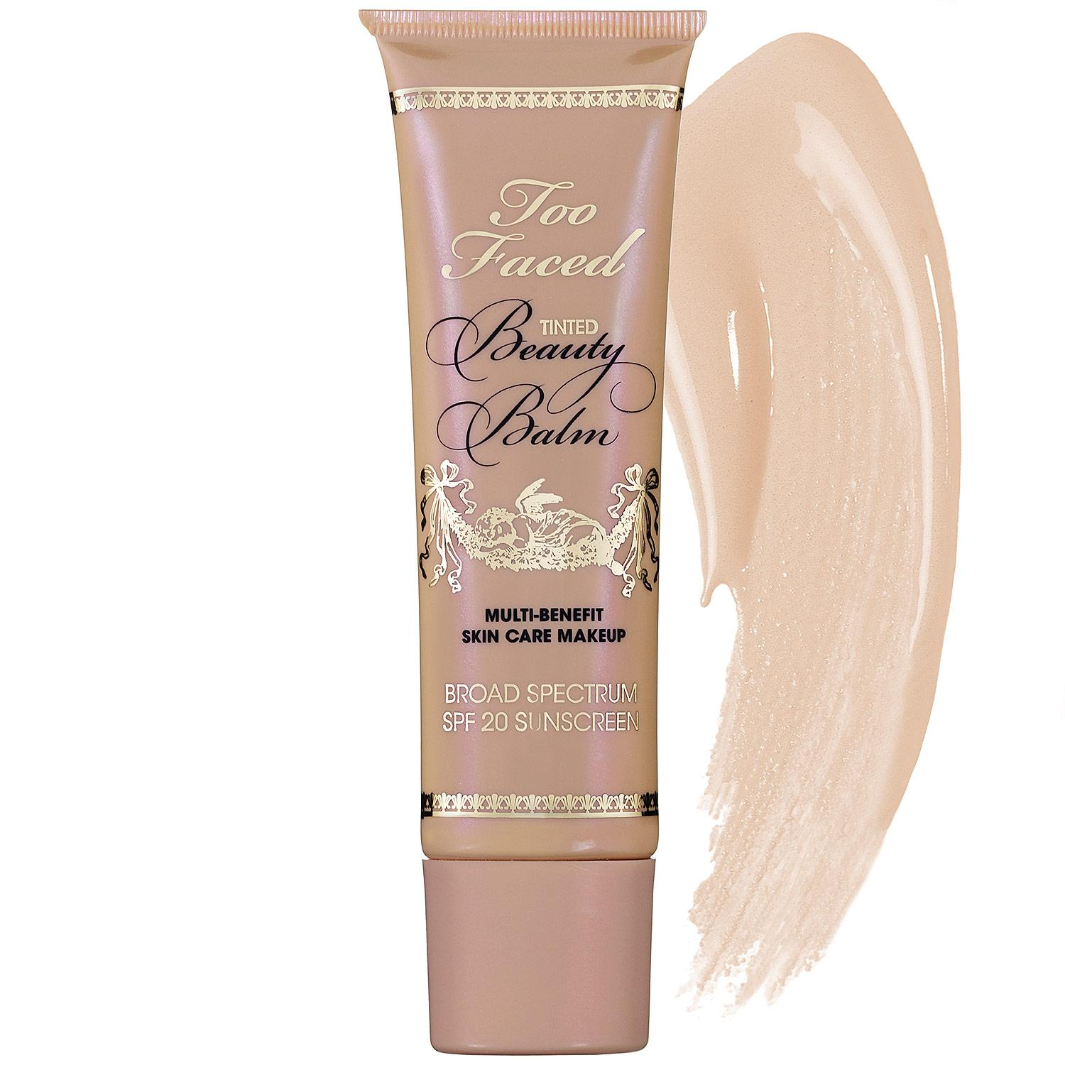 Tinted Beauty Balm SPF 20