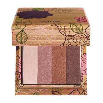 beauty & the box Amazonian clay eyeshadow quad, in the buff1 ea
