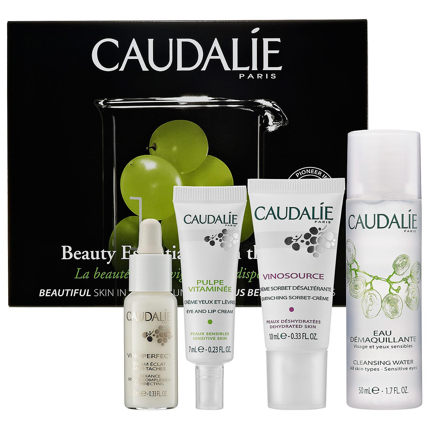 Beauty Essentials From The Vine