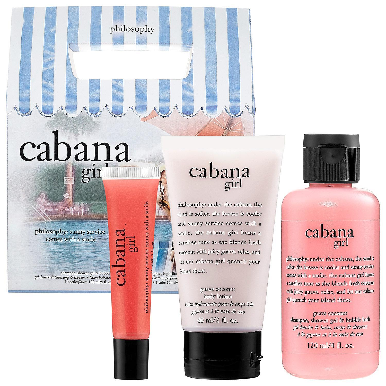 Cabana Girl Trio