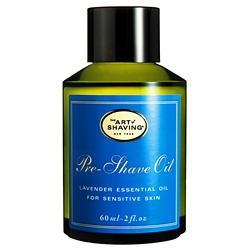 Pre-Shave Oil - Lavender