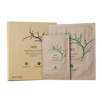 High Performance Face Treatment Pad Collection6 packs