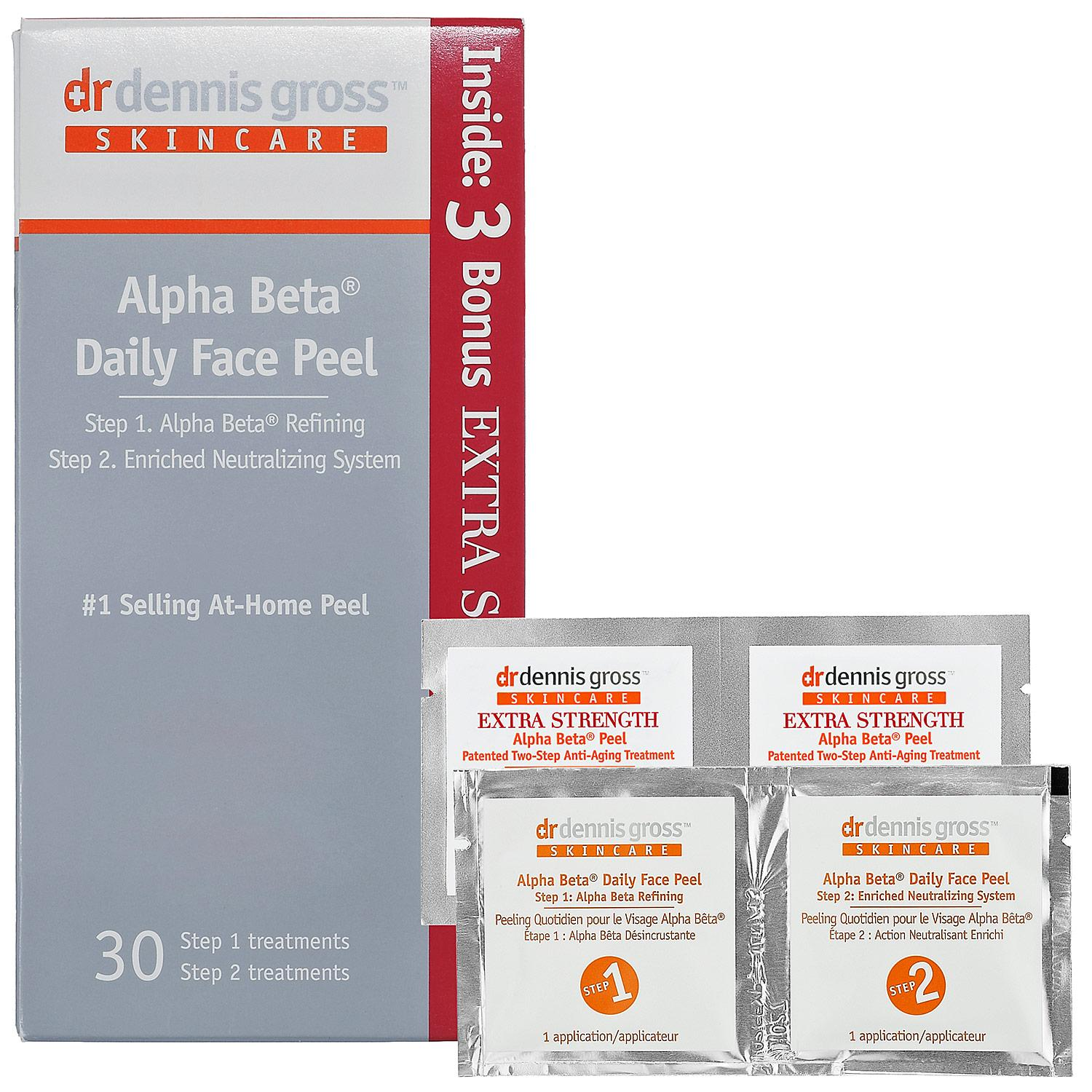 Alpha Beta® Daily Face Peel With 3 Extra Strength Peels