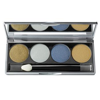 Limited Edition Illuminating Eye Shadow Quad, Icelandic Fjord 1 ea