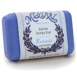 Shea Butter Soap - Lavender