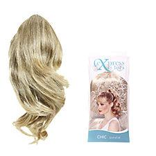 Ponytail Clip-in Chic Hairpiece Dark Blonde