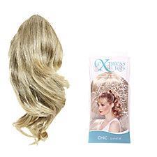 Ponytail Clip-in Chic Hairpiece Dark Blonde