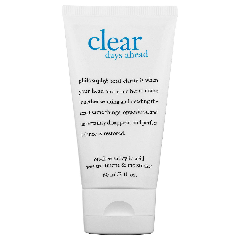 Clear Days Ahead™ Oil-Free Salicylic Acid Acne Treatment & Moisturizer